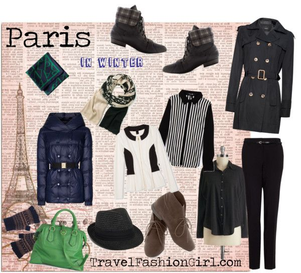 What to Wear in Paris: Packing the Perfect Wardrobe for Winter #travel #fashion #PackingList via TravelFashionGirl.com