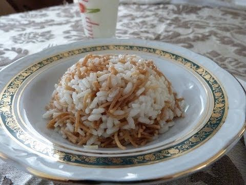 Pirinç Pilavı Nasıl Yapılır ? Tane Tane Tereyağlı Pirinç Pilavı Tarifi #kimdemişerkekleryemekyapamaz - YouTube