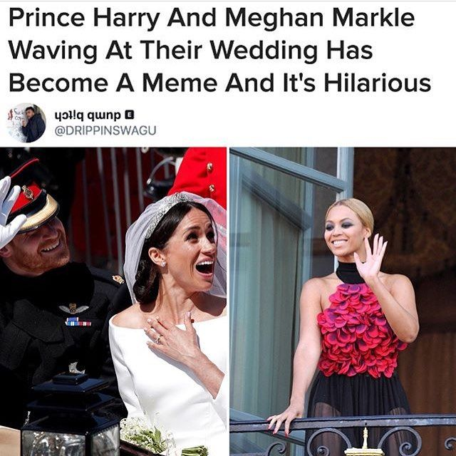 Harry And The Queen Funny Captions Memes Funny Pictures