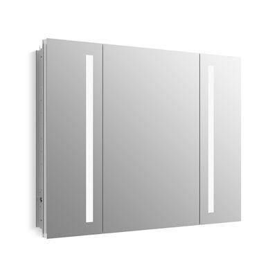 Kohler Co Medicine Cabinet 99011 Tl Na Verdera Lighted With Images Medicine Cabinet Mirror