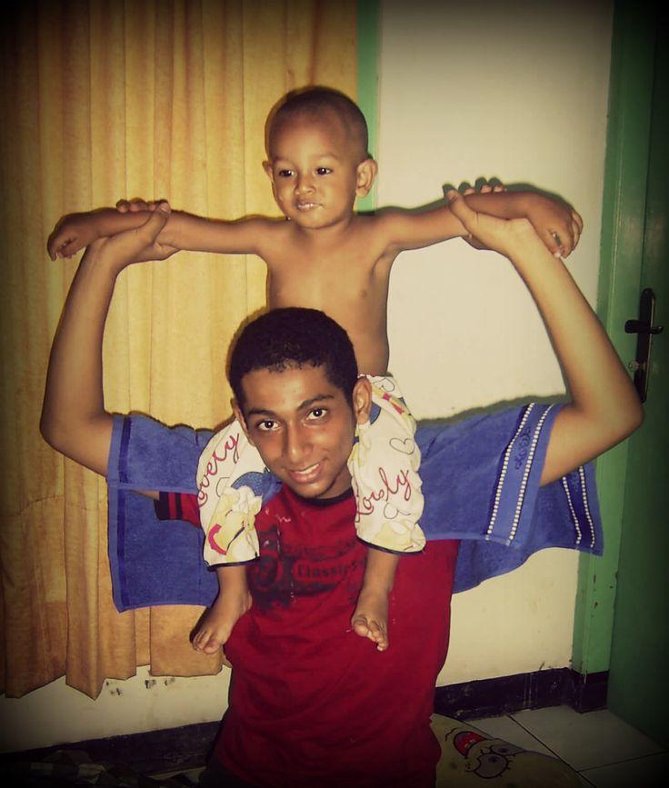 Hafid and Rafif Baisa