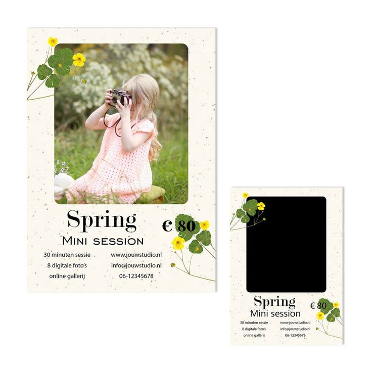 Spring Mini sessie 4