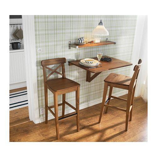 INGOLF Bar stool with backrest 60 Apartment  : 58b66b895ba0fb15cbdd70675e597fd5 from www.pinterest.com size 500 x 500 jpeg 42kB