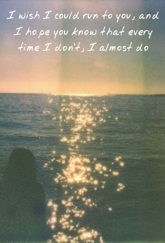 I Almost Do by Taylor Swift~this song so relates to me right now!