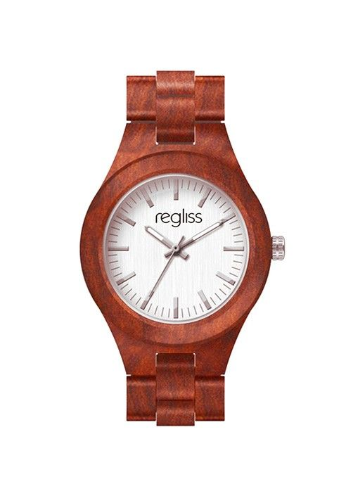 Wooden watch Circeo - unisex MADE IN ITALY Shop now on www.dezzy.it