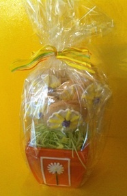 Cookie Flower Boquet: Cookies Flowers, Flowers Boquet, Photo