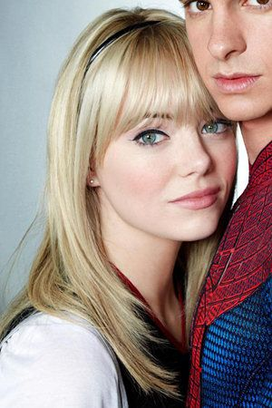 If anyone in this film is serving us real beauty tips for spring, it's Gwen Stacy! Throughout the movie she switches between straight and curly locks, but one thing stays the same: her subtle pink lip and cat eye! For this look, apply a light pink shadow over the eyelid. Create the cat eye with an easy-to-use gel liner. After applying the liner to each eye, give your look some glam by adding wings,