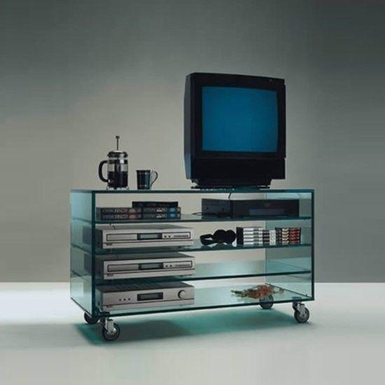 Comò alto - Audiovisual / Multimedia - Storage - furniture - Products