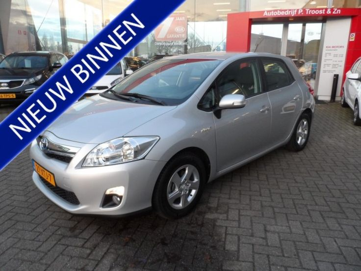 Toyota Auris  Description: Toyota Auris 1.8 FULL HYBRID BUSINESS  Price: 199.40  Meer informatie