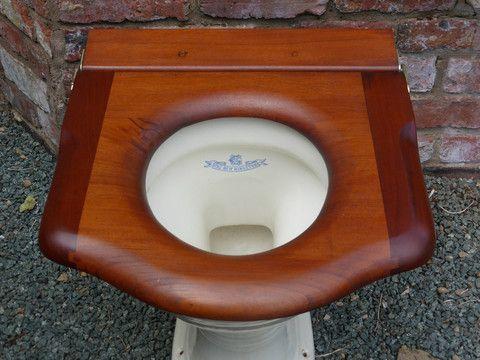 33 best Stock Toilet Seats Restored Antique Vintage Wood