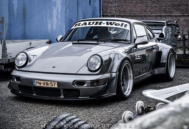 Rwb Europe Woerden Rauh Welt Begriff Europe Porsche Cars