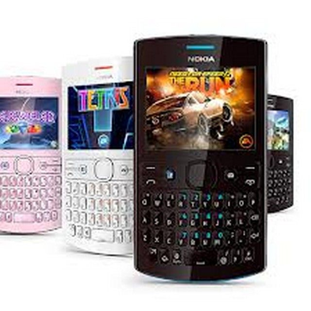 qwerty nokia phone