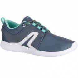 Soft 140 women's active walking shoes - grey/light blue