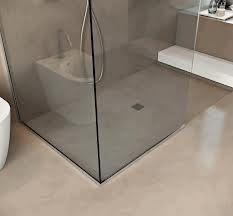 Makro piatto doccia basic tower con finitura in resina - Box doccia resina ...