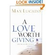 Anything by Max Lucado is great, and this one really is!