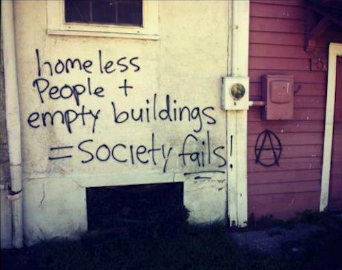 society fails
