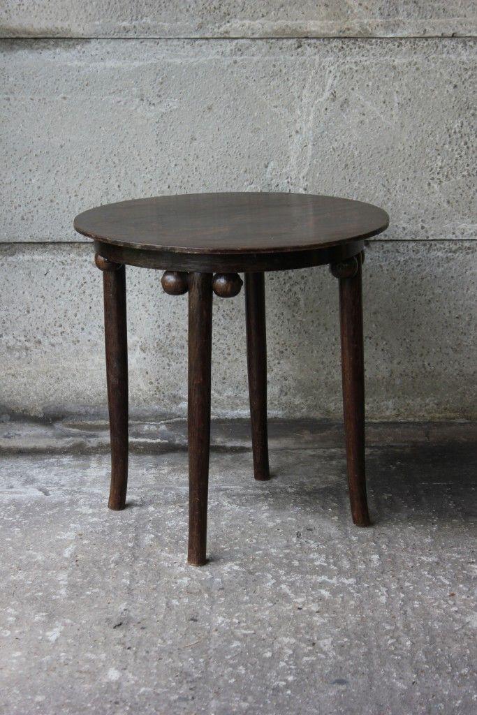 Side Table, Josef Hoffmann, J & J Kohn, c.1907 | 1934
