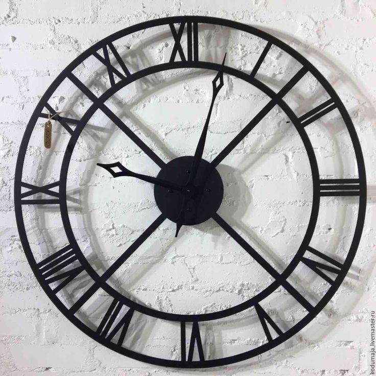 """Купить Часы 1 метр """"Roman rist-1"""" - настенные часы большие"""