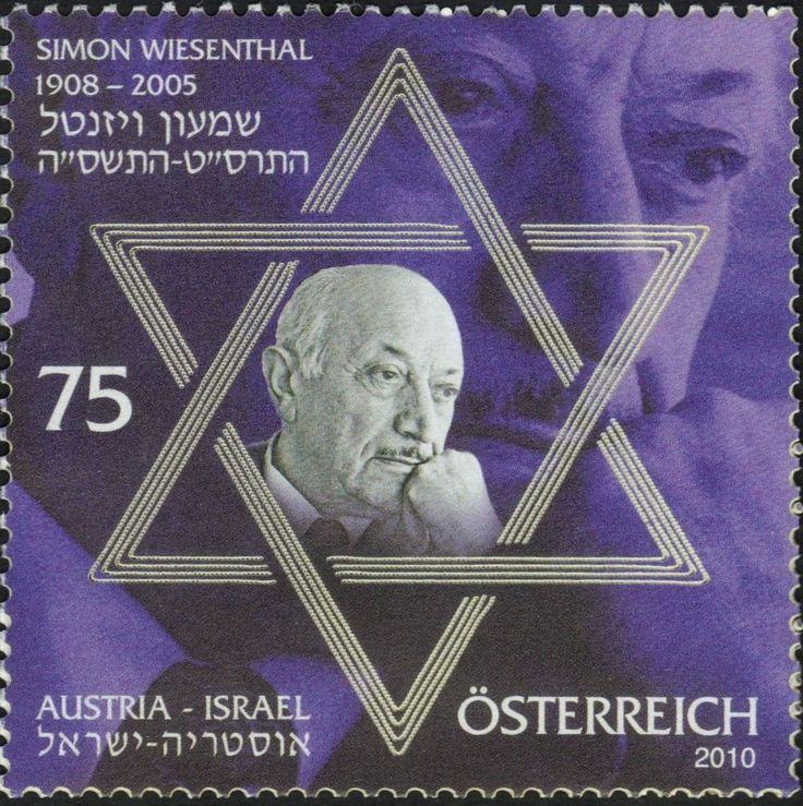 Simon Wiesenthal (1908 - 2005)
