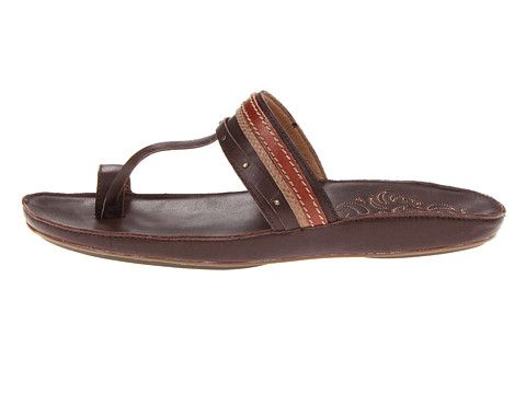 Hawaiian translation: TO BRAID. If the sun salute had an official sandal