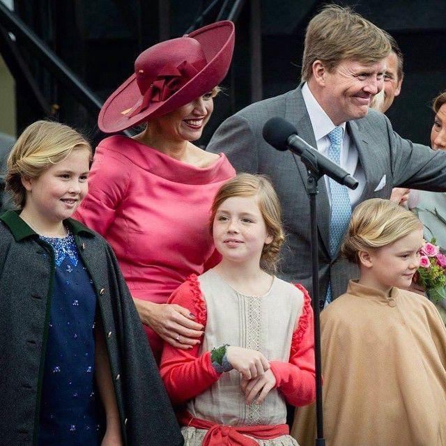 Koningsdag 27-4-2015 Dordrecht