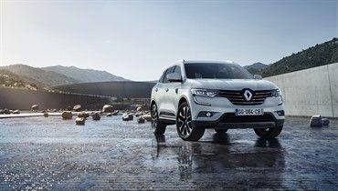Renault révèle Nouveau KOLEOS à Pékin - media.renault.com