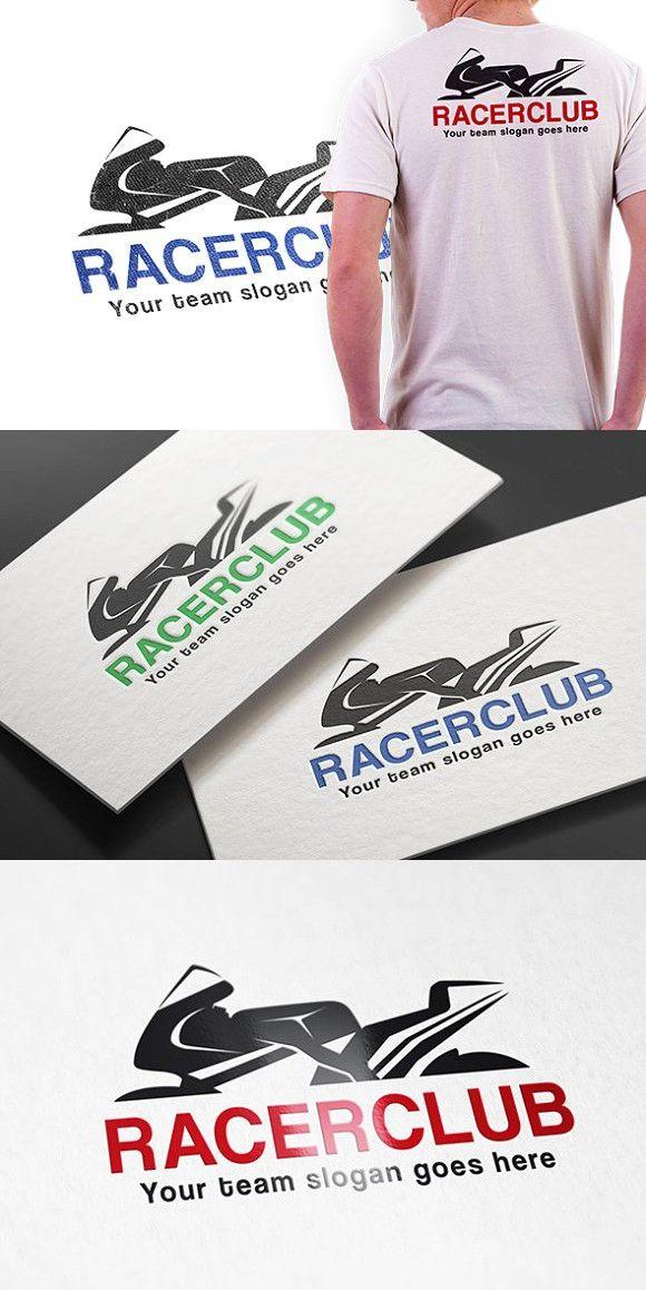 Racer Bike Club Logo Club Design Team Slogans
