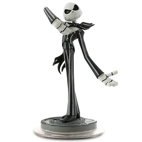 Jack Skellington Figure - Disney Infinity - Pre-Order