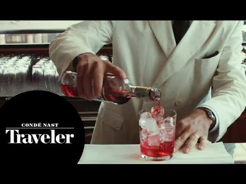 Have you tried a Sicilian Etna Spritz? Alfio, the Bar Manager at Belmond Grand Hotel Timeo, shares his special recipe in Condé Nast Traveler's new video.