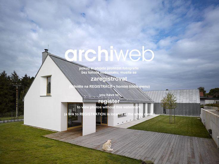 archiweb.cz - Rodinný dům Klokočná