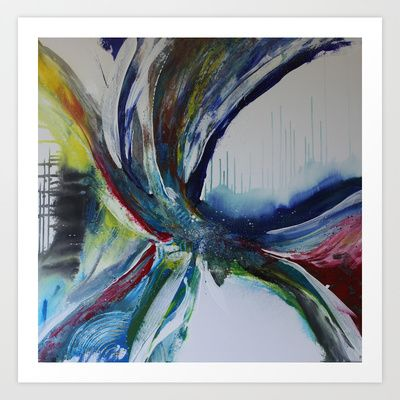Untitled No1 Art Print by Adam Craemer - $19.90