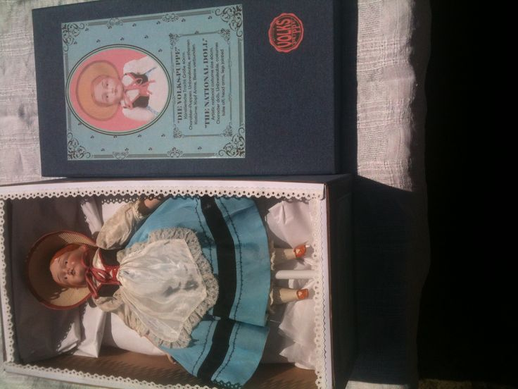 Doll with Box