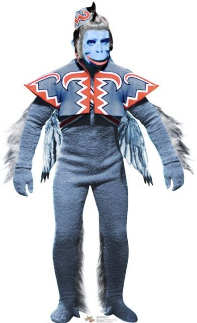 Wizard of Oz Flying Monkeys | THE WIZARD OF OZ WINGED FLYING MONKEY LIFESIZE STANDUP STANDEE CUTOUT ...