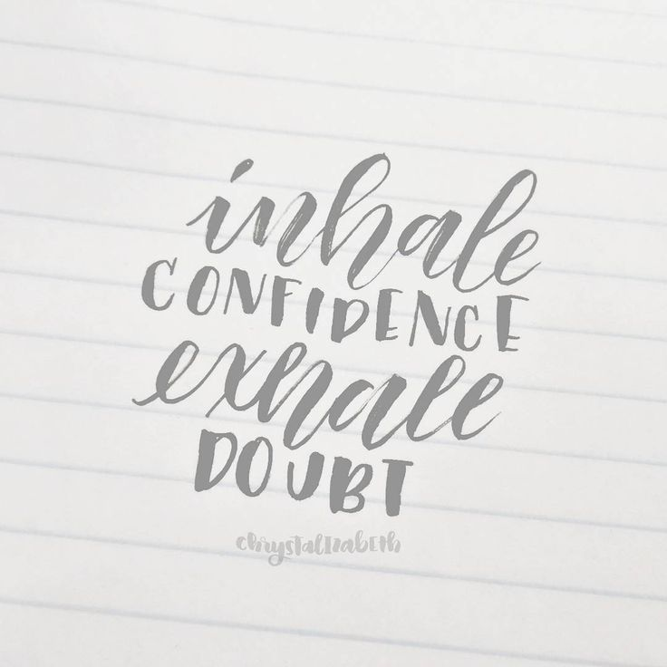 Hand lettering quotes on pinterest calligraphy