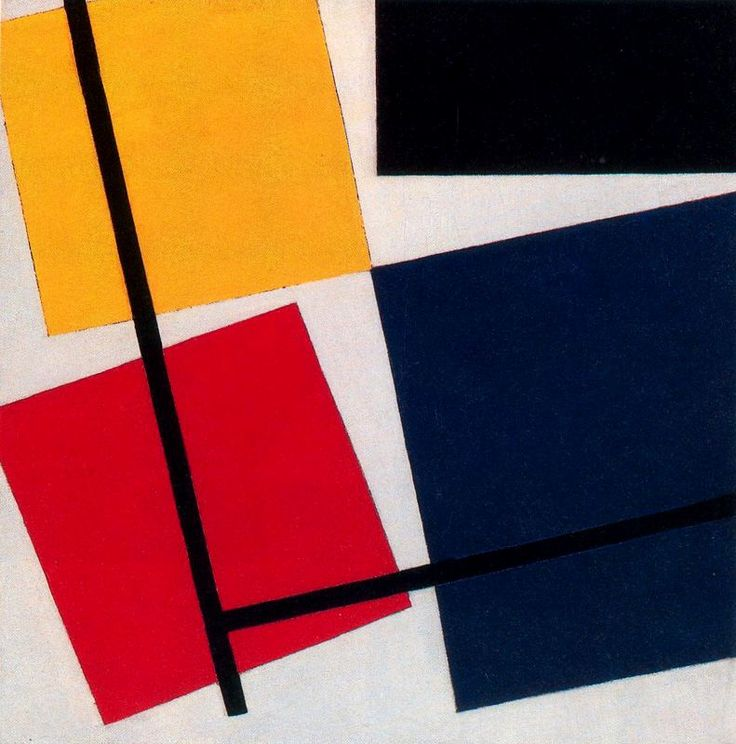 Daily Artist: Theo van Doesburg (August 30, 1883 – March 7, 1931)