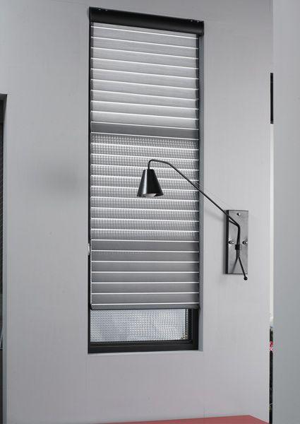De roljaloezieën van Louverdrape® zijn stuk voor stuk topontwerpen en passen feilloos in elk interieur.