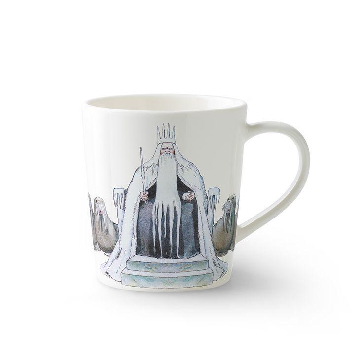 King Winter mug with handle