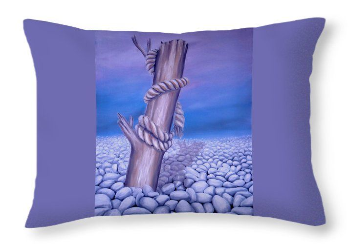 Throw Pillow, home,accessories,sofa,couch,decor,cool,beautiful,fancy,unique,trendy,artistic,awesome,fahionable,unusual,gifts,presents,for,sale,design,ideas,purple,lavender,landscape,coastal,nature,items,products