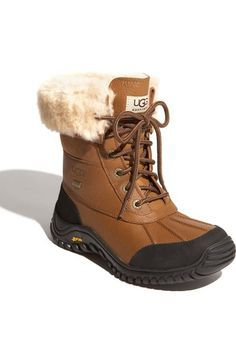 UGG® 'Adirondack II' Waterproof Boot (Women) available at #Nordstrom