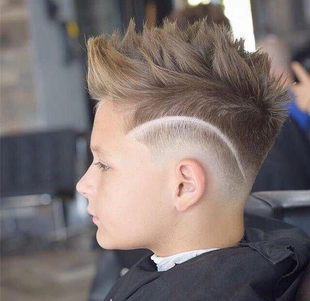 Pin On Haircut And Hairstyle For Kids