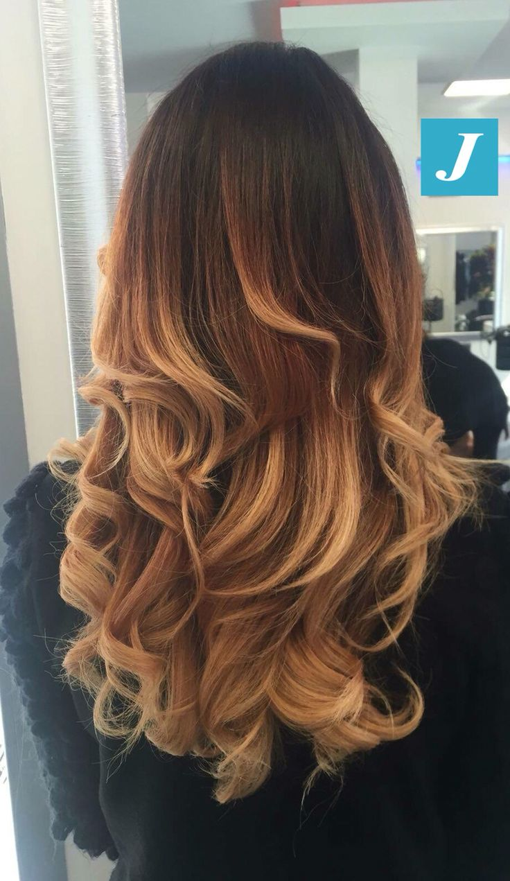 Degradé Joelle Amber&Gold #cdj #degradejoelle #tagliopuntearia #degradé #igers #musthave #hair #hairstyle #haircolour #longhair #oodt #hairfashion #madeinitaly