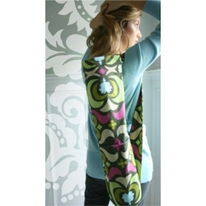 Amy Butler Free Sewing Pattern - Nigella Yoga Bag Pattern pdf download