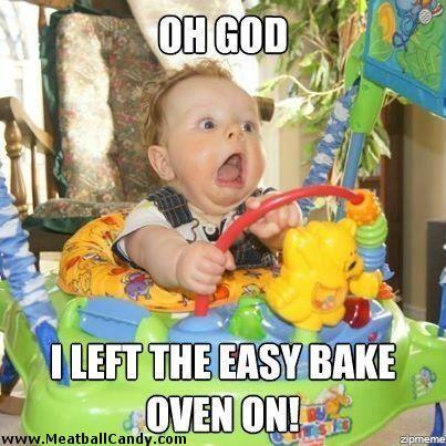Outta my way!!