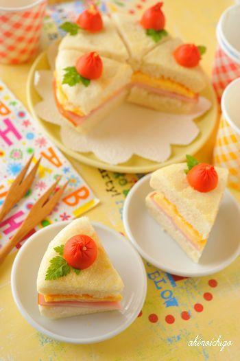 Strawberry shotcake english muffin