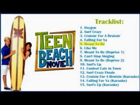 05 Meant To Be - Teen Beach Movie Soundtrack (Full Song)