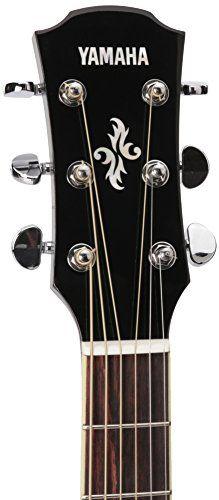 Yamaha APX500III Thinline Cutaway Acoustic-Electric Guitar, Black