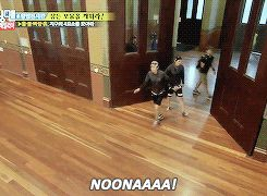 running man ep 189 lee kwang soo and ji hyo