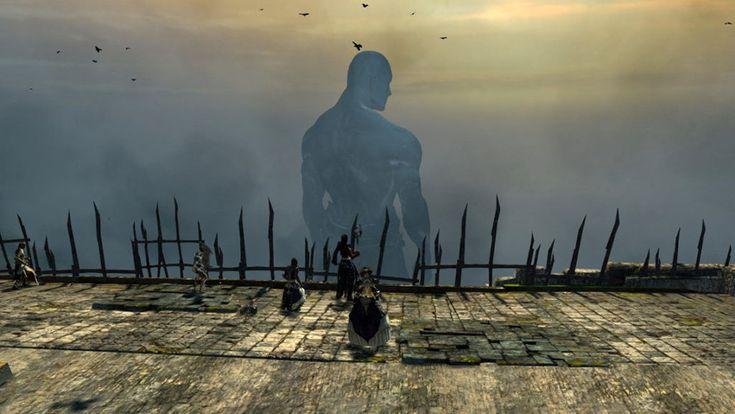 Guild Wars 2 jako jedna z najfajniejszych gier MMO w sieci. // Guild Wars 2 as a one of the best MMO games