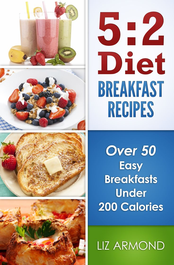 50 Breakfast suggestions for the 5:2 Fast Diet all under 200 calories http://www.amazon.co.uk/dp/B00LRI4AKU