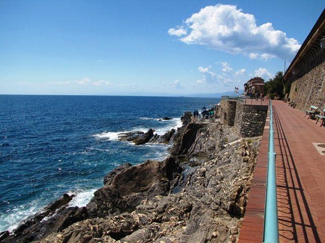 Walk of Lovers in Genova Nervi. #beautifuLiguria